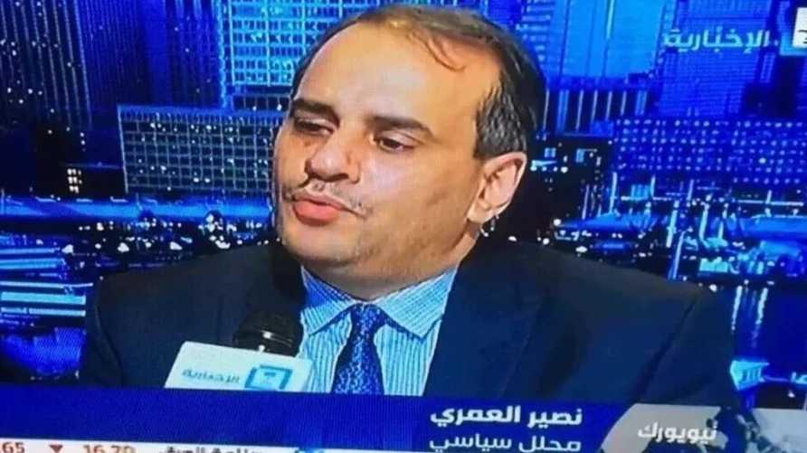 الكاتب الأردني نصير العمري