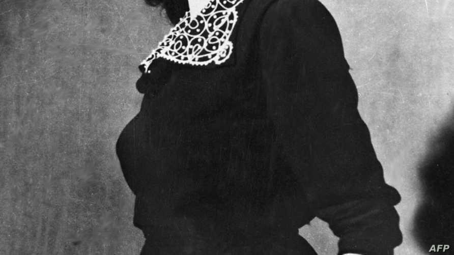 فاتن حمامة في صورة تعود إلى العام 1950