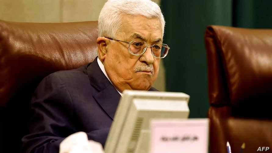 """تتفق حركة """"حماس"""" مع عباس في رفضه بشكل قاطع مناقشة الخطة الأميركية"""