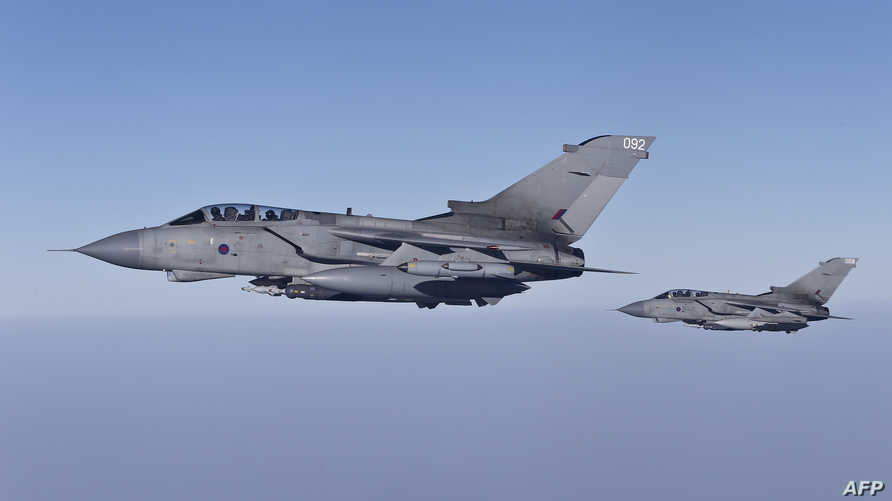 مقاتلات بريطانية