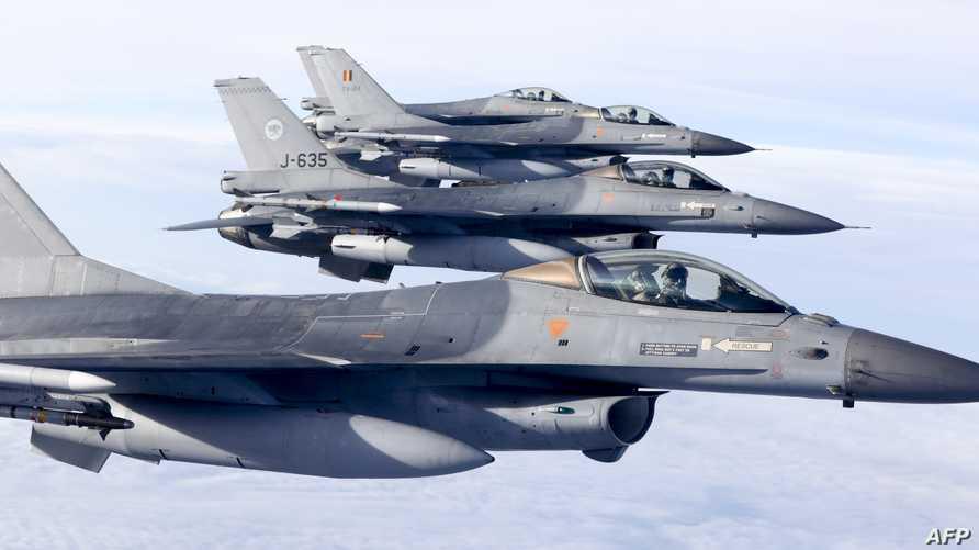 طائرات F16