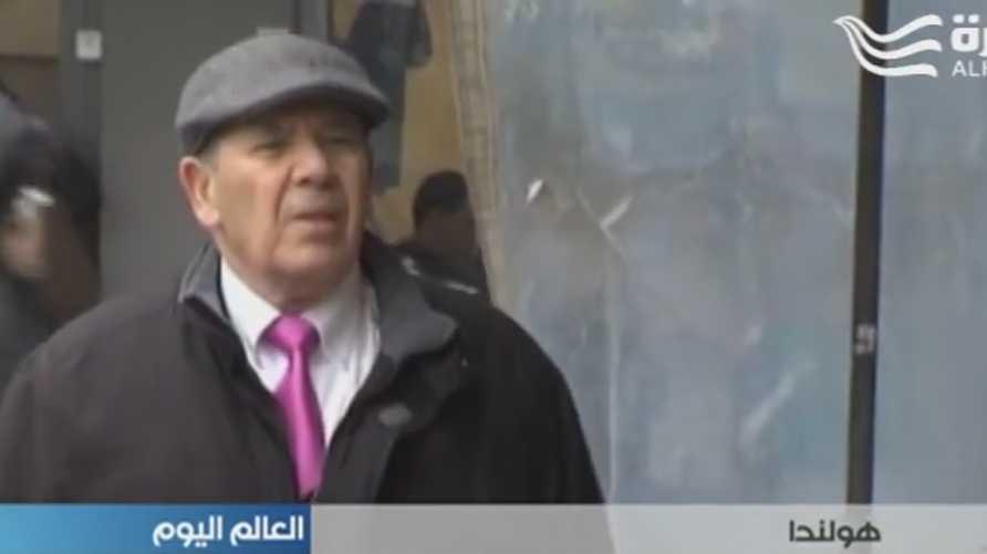 المهاجر المغربي محمد اليعقوبي