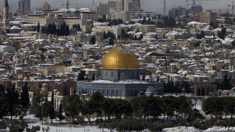 البلدة القديمة من القدس