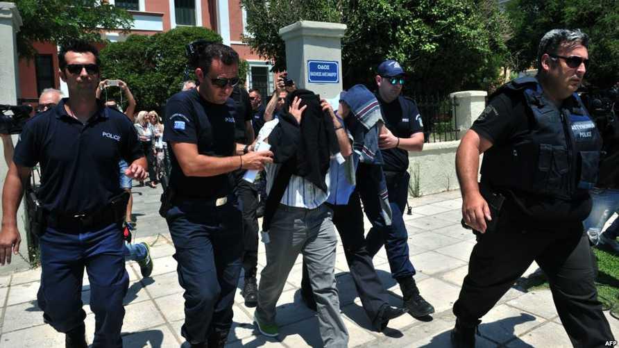اعتقالات سابقة في تركيا- أرشيف