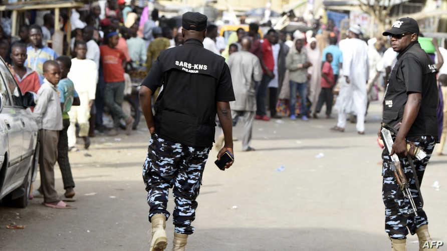 قوات أمن نيجرية - أرشيفية