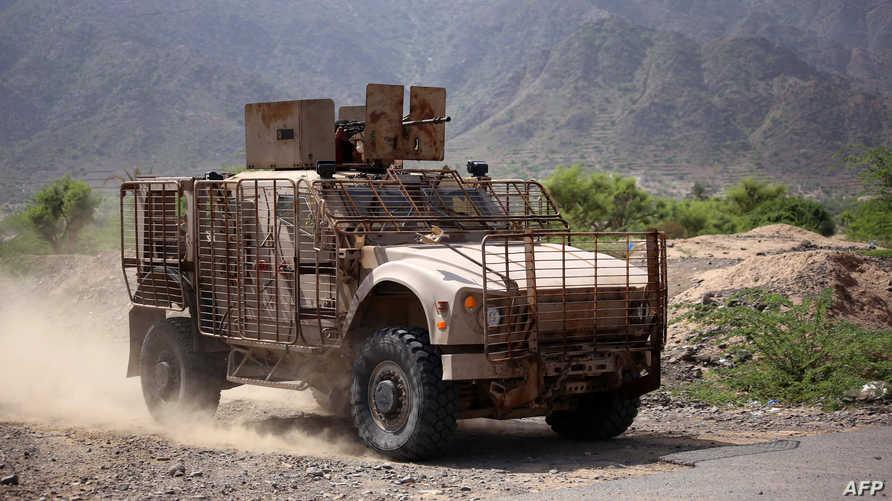 قوات موالية لهادي في اليمن