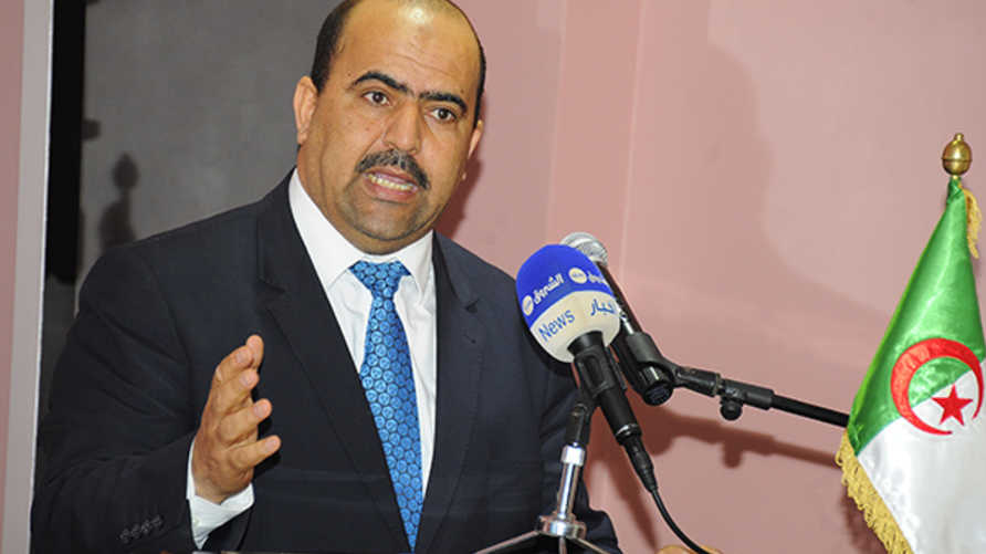 رئيس المجلس الشعبي الوطني الجزائري سليمان شنين