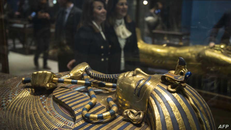 """عثر في غرفة دفن """"حور ـ عحا"""" ثاني فراعنة الأسرة الأولى على 36 مقبرة لشباب يعتقد أنهم كانوا حاشيته أو حرسه"""