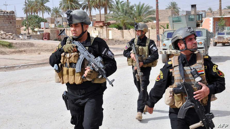 قوات الجيش العراقي