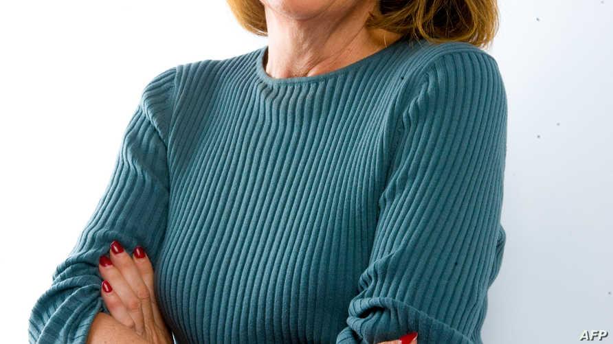 الصحافية الأميركية ماري كولفن