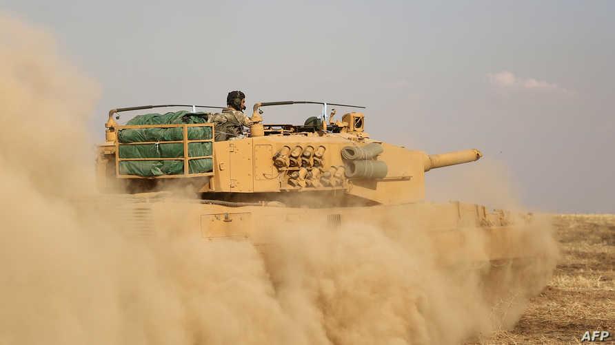 دبابة ليبارد للجيش التركي