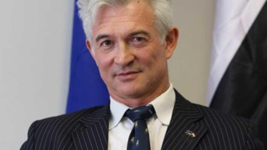 رامون بليكوا - سفير الاتحاد الأوروبي في العراق