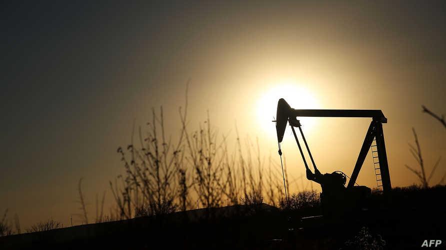 موقع لاستخراج النفط في تكساس الأميركية