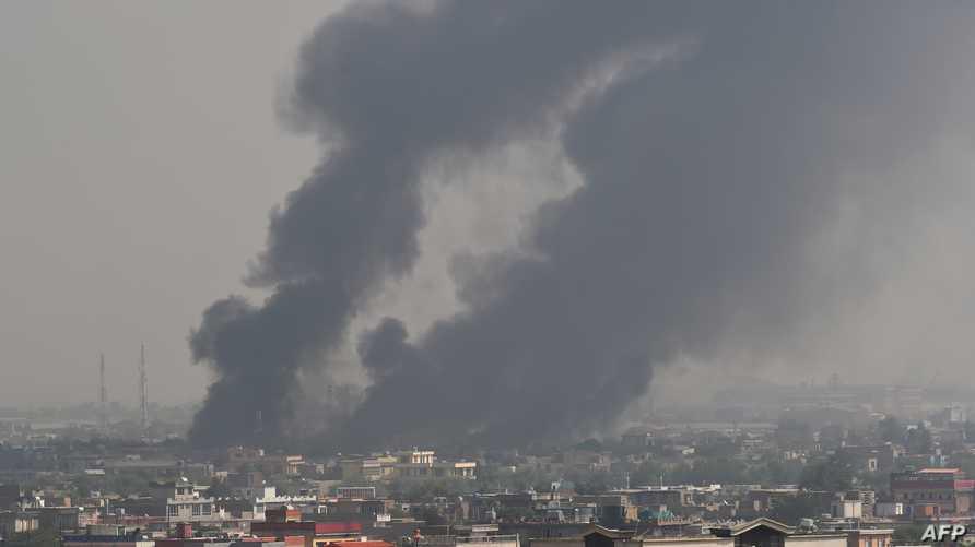 انفجار سابق في العاصمة الأفغانية