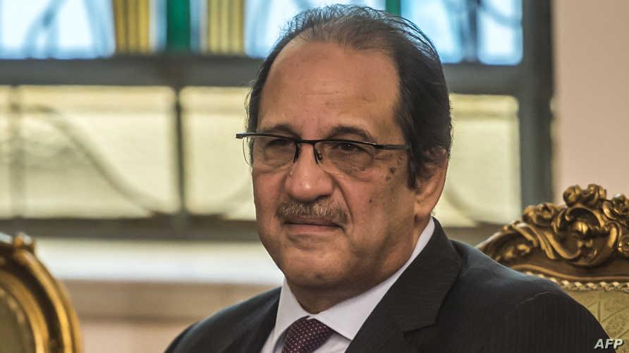 عباس كامل رئيس جهاز المخابرات العامة المصري