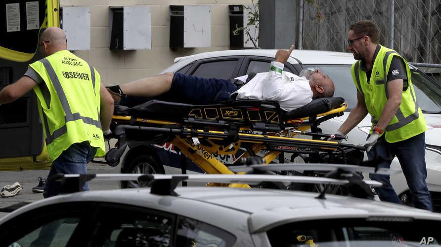 أحد المصابين في واقعة إطلاق النار بمسجدين في نيوزيلندا