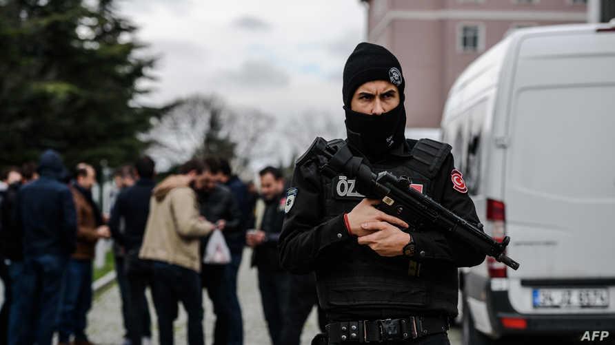 الشرطة التركية-أرشيف