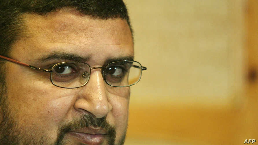 سامي أبو زهري المتحدث باسم حركة المقاومة الفلسطينية حماس
