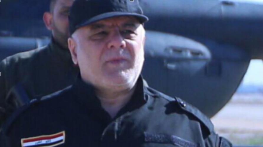 الصورة من صفحة المكتب الإعلامي لرئيس الوزراء العراقي على فيسبوك