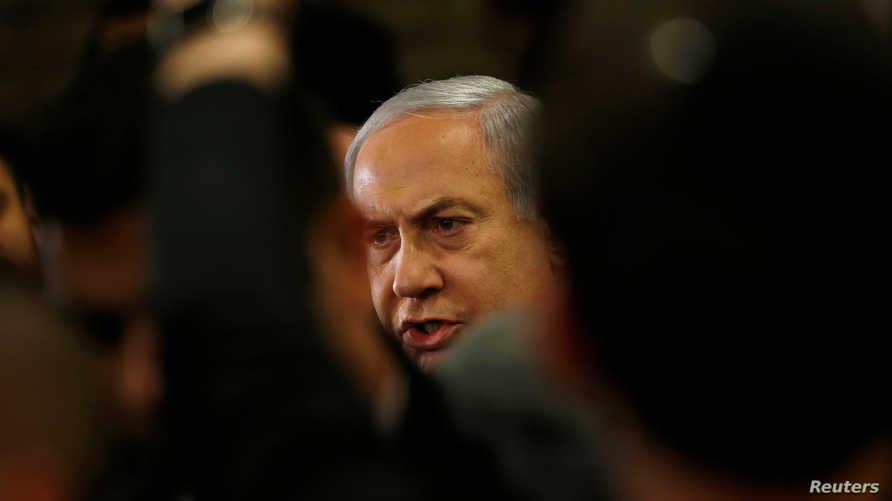 عجز رئيس الوزراء بنيامين نتانياهو عن تشكيل ائتلاف جديد بعد فوزه بولاية خامسة في نيسان/أبريل