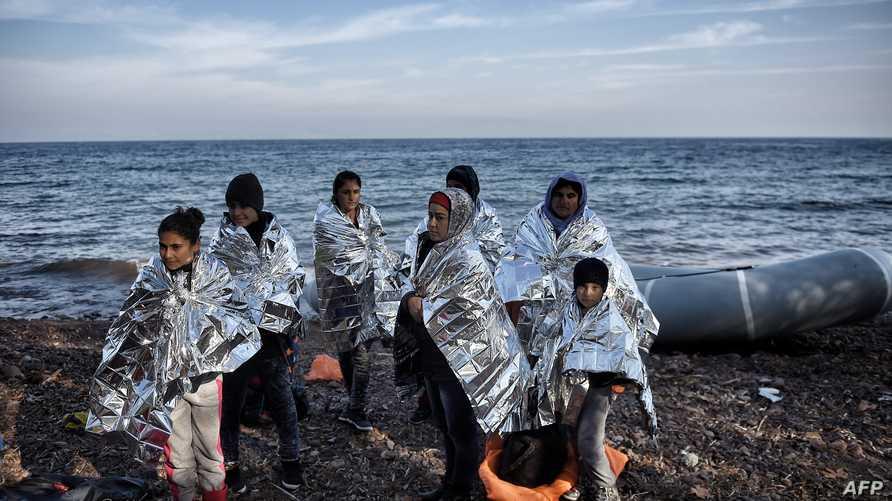الرئيس التركي يمنع المهاجرين من عبور بحر إيجة