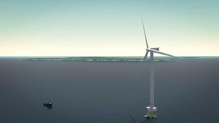 توربينات توليد الطاقة انطلاقا من الرياح