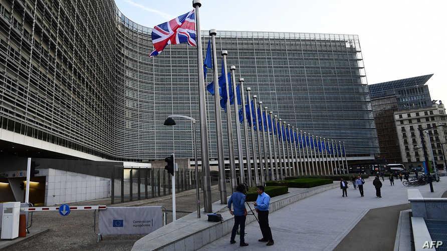 مقر الاتحاد الأوروبي في بروكسل