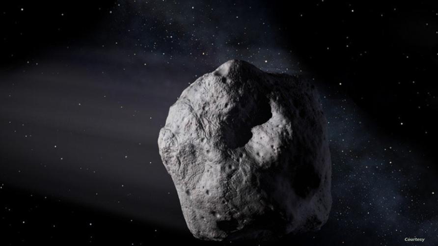 الكويكب QW7