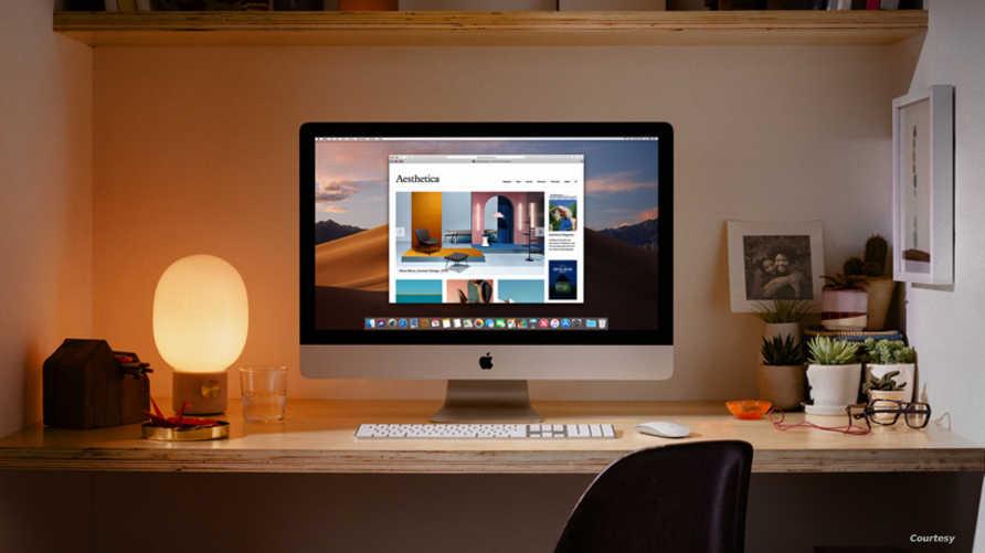 جهاز iMac الجديد