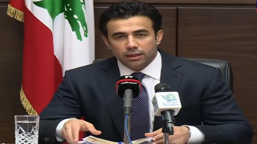 عقاب صقر النائب اللبناني عن تيار المستقبل