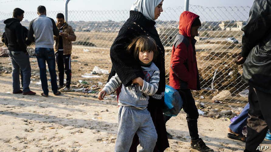 مدنيون في الموصل - أرشيف