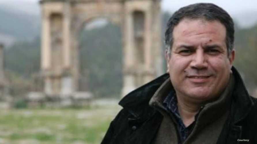 الصحافي الجزائري سعيد شيتور
