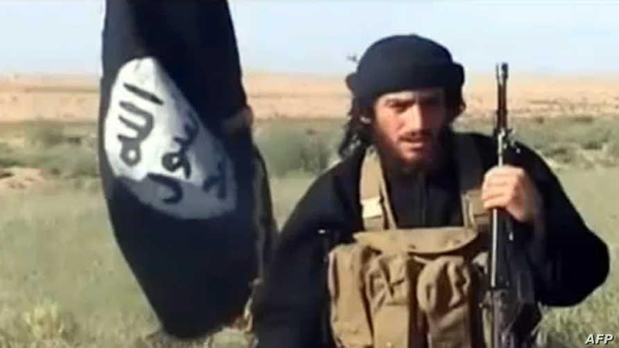 المتحدث باسم تنظيم داعش أبو محمد العدناني
