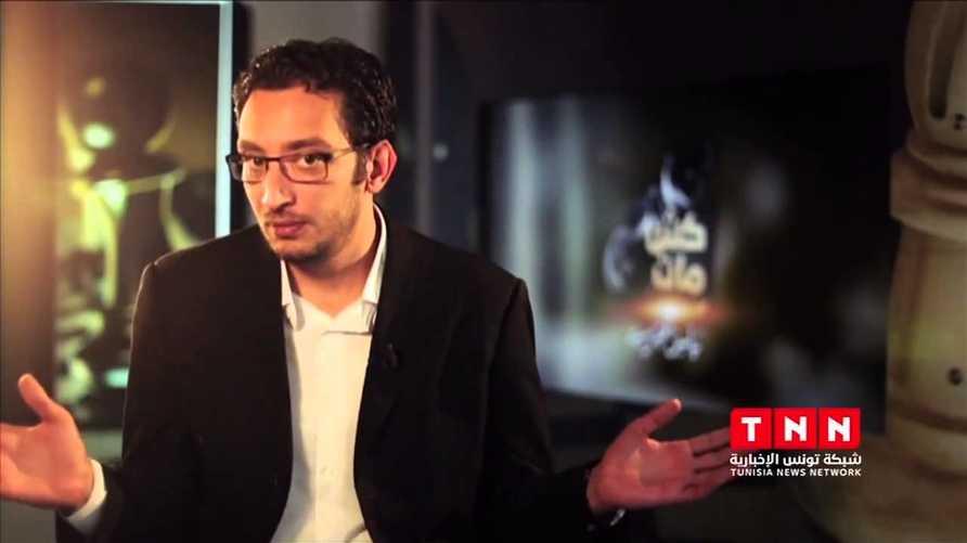 المدون التونسي ياسين العياري