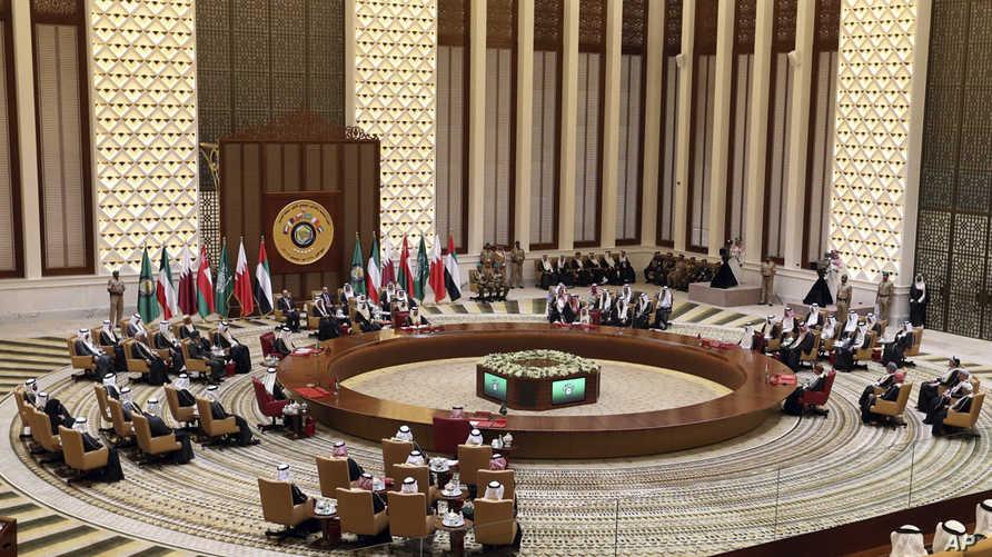 قمة مجلس التعاون الخليجي في البحرين 2016