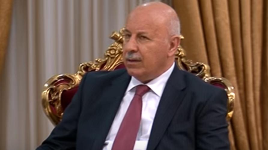 وزير داخلية إقليم كردستان العراق كريم سنجاري