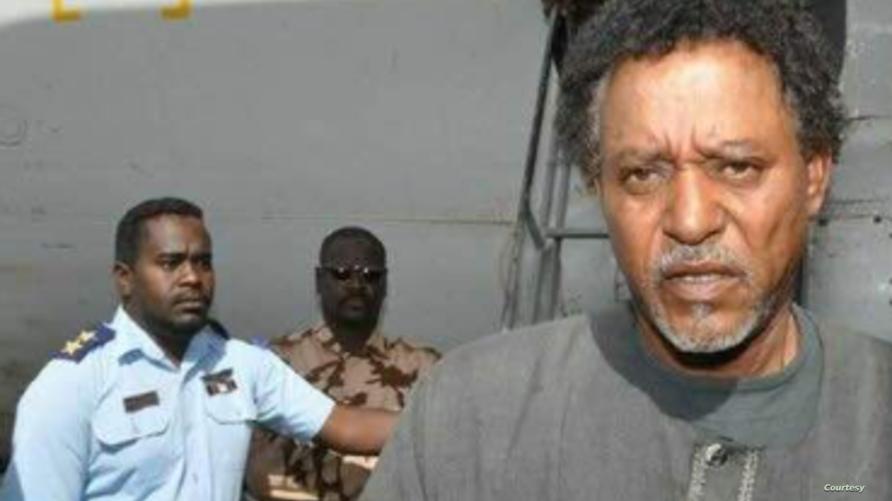 اعتقال الزعيم القبلي موسى هلال