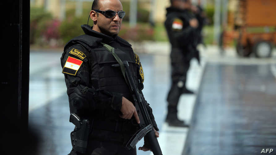 شرطة مصرية - أرشيف