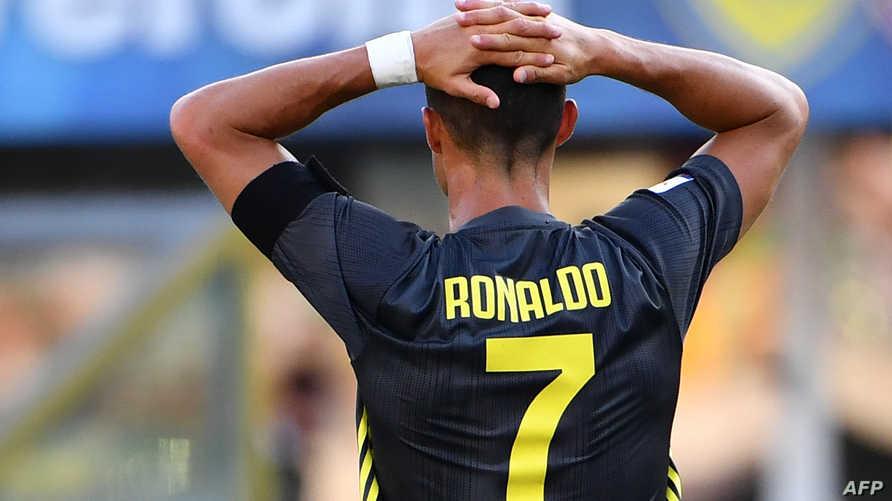 لاعب يوفنتوس الجديد كريستيانو رونالدو