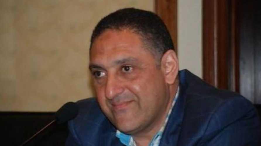 هشام جعفر الصحافي المصري المعتقل