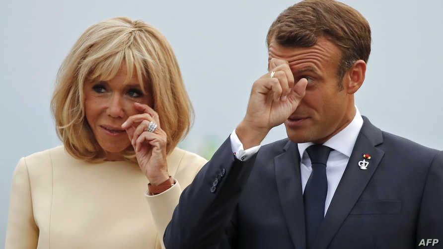 برازيليون يعتذرون من سيدة فرنسا الأولى بعد تعليق نشره الرئيس البرازيلي عنها