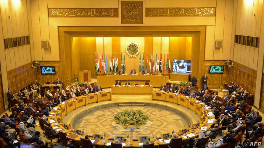 اجتماع وزراء الخارجية العرب في كانون الأول/ديسمبر 2017 (أرشيف)