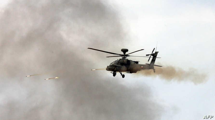 طائرة عسكرية تابعة لسلاح الجو العراقي - أرشيف