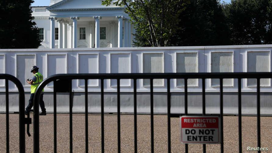 مشهد من البيت الأبيض - 22 يوليو 2019