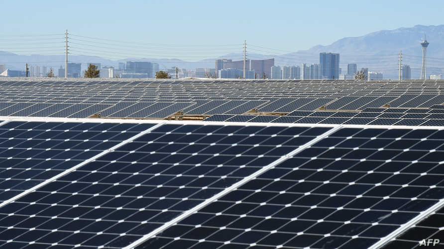 محطة أميركية لإنتاج الطاقة الشمسية