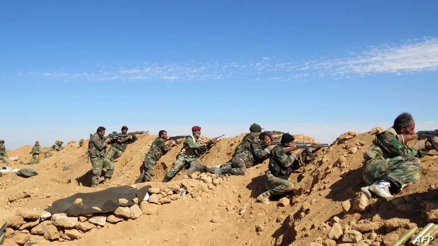 قوات سورية