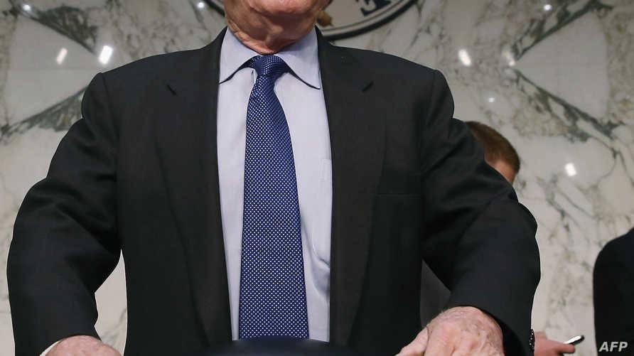 السيناتور الجمهوري في مجلس الشيوخ الأميركي جون ماكين