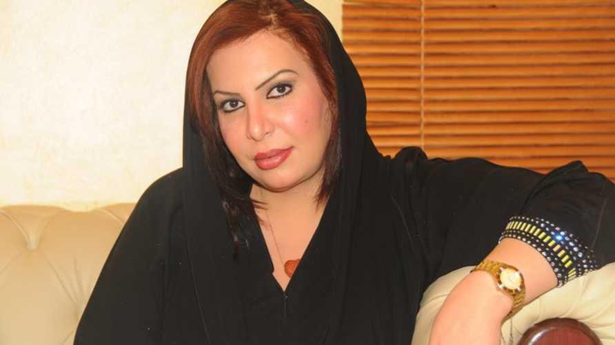 الكاتبة السعودية سعاد الشمري