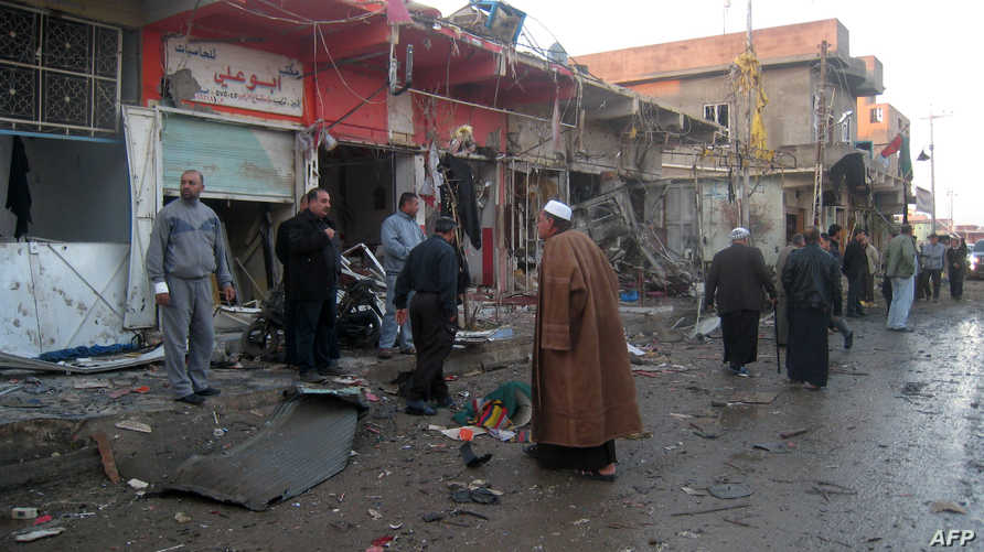 تفجير انتحاري بإحدى محافظات العراق - أرشيفية
