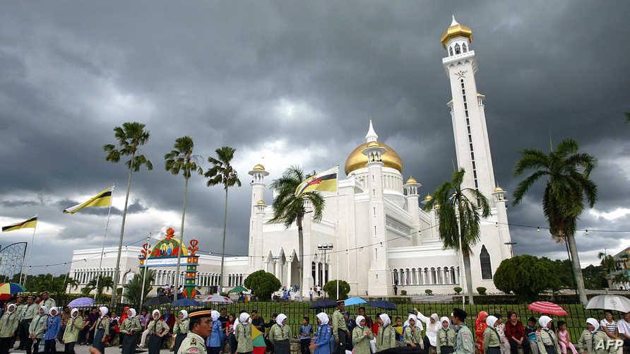 جامع السلطان عمر علي في بروناي